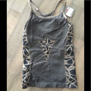 NWT NUX T Back Cami